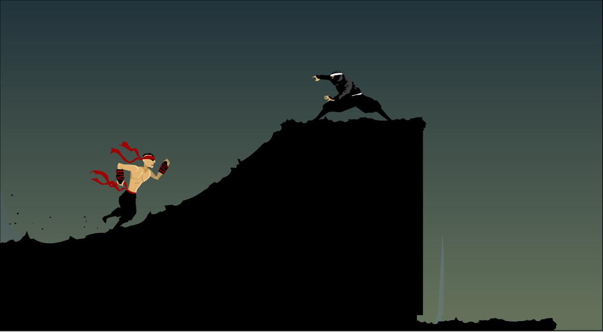 Chạy đi ninja