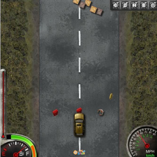 chơi Game con đường chết