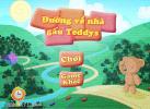 Game Đường về nhà gấu Teddy