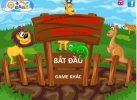 Game Bí mật trong vườn thú