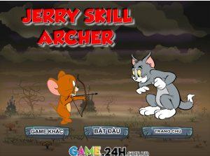 Game Jerry bắn cung