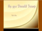 Game Hạ gục Donald Trump