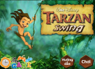 Game Tarzan cậu bé rừng xanh