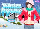 Game Thời trang mùa đông