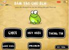 Game Đấu trí cùng ếch