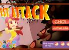 Game Tiêu diệt chuột cống