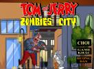 Game Tom Và Jerry ở Thành Phố Ma